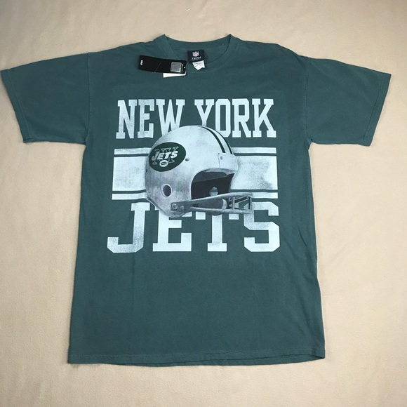 NWT NFL New York Jets Mens Shirt Size Large ad0b200ac